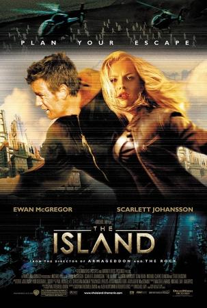 Остров - The Island (2005) Фильм-Онлайн